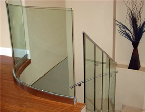 Stairs - Glass Company